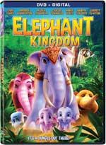 DVD Cover for Elephant Kingdom