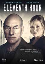 DVD Cover for Eleventh Hour