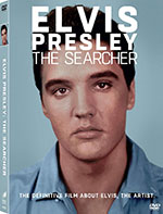 Elvis Presley: The Searcher DVD Cover