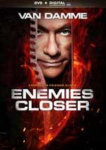 DVD Cover Enemies Closer