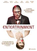 Entertainment Blu-Ray Cover