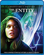 The Entity Blu-Ray Cover