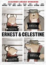 DVD Cover for Ernest & Celestine
