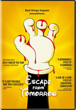 DVD Cover for Escape from Tomorrow
