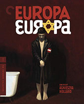 Europa Europa Criterion Collection Blu-Ray Cover