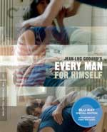 The Criterion Collection Blu-Ray Cover for Every Man for Himself