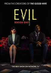Evil: Season One DVD Cover