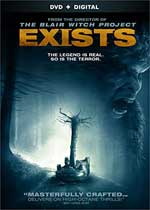 DVD Cover for Exists