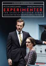 DVD Cover for Experimenter