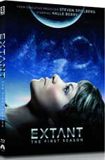 DVD Cover for Extant: Season 1