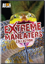 DVD Cover for Extreme Maneater Collection