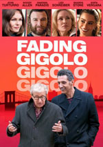 DVD Cover for Fading Gigolo