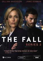 DVD Cover for The Fall Series 2
