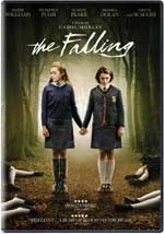 DVD Cover for The Falling