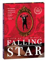 DVD Cover for Falling Star