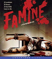 Famine Blu-Ray Cover