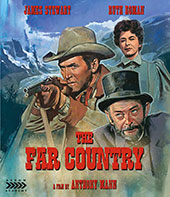 The Far Country Blu-Ray Cover
