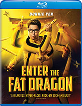 Enter the Fat Dragon Blu-Ray Cover