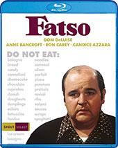 Fatso Blu-Ray Cover