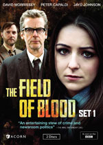 DVD Cover for The Field of Blood, Set 1