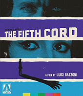 The Fifth Cord Blu-Ray Cover