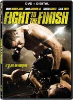 DVD Cover for Fight to the Finish