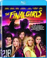 The Final Girls Blu-Ray Cover