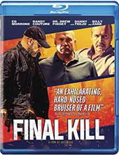 Final Kill Blu-Ray Cover