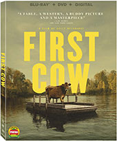 First Cow Blu-Ray Cover
