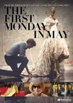 DVD Cover for The First Monday in May