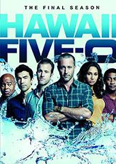 Hawaii Five-0: The Final Season DVD Cover