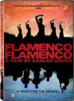 DVD Cover for Flamenco, Flamenco