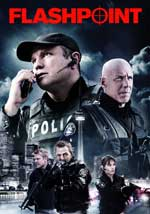 DVD Cover for Flashpoint: The Final Season