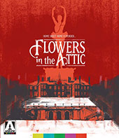 Flowers in the Attic Blu-Ray Cover