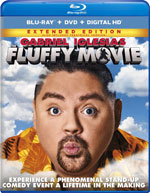 DVD Cover for The Fluffy Movie
