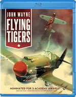 Blu-Ray Cover for Flying Tigers