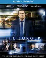 The Forger Blu-Ray Cover