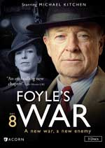 DVD Cover for Foyle's War Set 8