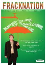 DVD Cover for FrackNation