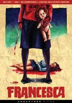 DVD Cover for Francesca