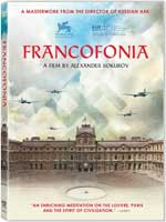 DVD Cover for Francofonia