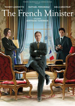 DVD Cover for The French Minister