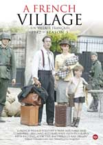 DVD Cover for A French Village Season 3