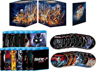 The Friday the 13th Collection Box Set