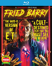 Fried Barry Blu-Ray Cover