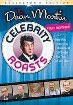 The Dean Martin Celebrity Roasts: Fully Roasted DVD Cover
