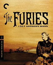 The Furies Criterion Collection Blu-Ray Cover