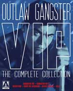 DVD Cover Outlaw: Gangster VIP Collection
