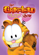 DVD Cover for The Garfield Show: Best Friends Forever