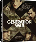 Blu-Ray Cover for Generation War